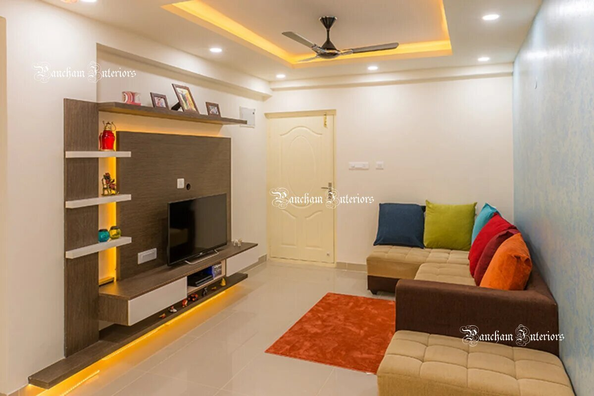 Apartments Interior Designers Bangalore