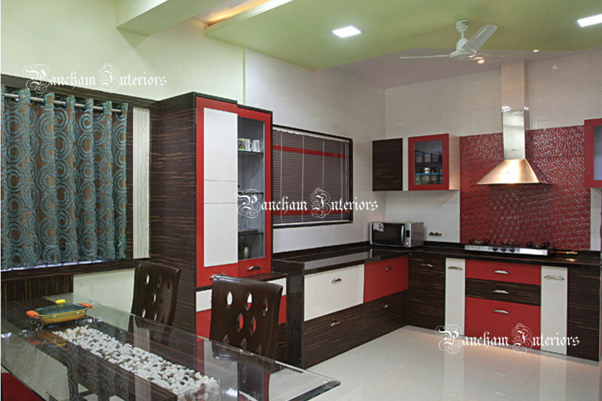 Modular Kitchen Designs Bangalore